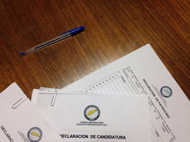Colegio de Periodistas inicia su proceso de Elecciones 2016-2018