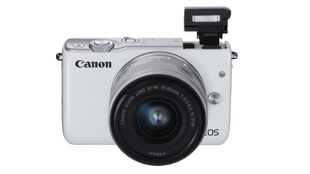Canon EOS M100: its price and specification