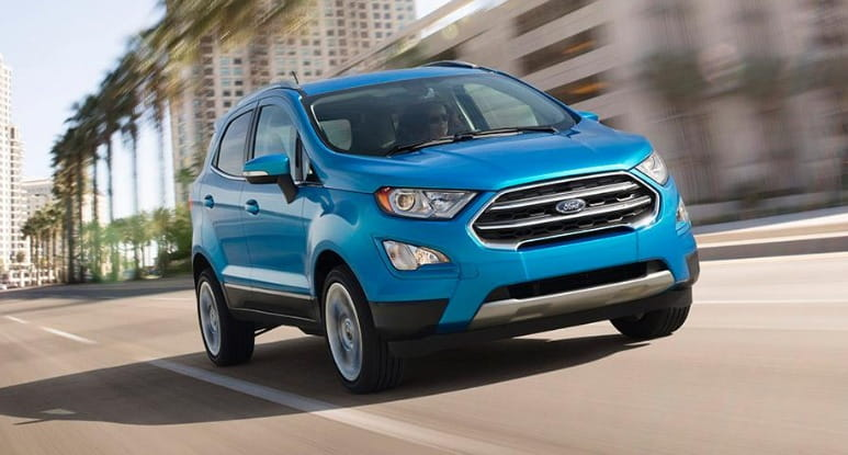 Ford Crossover SUV Crossword
