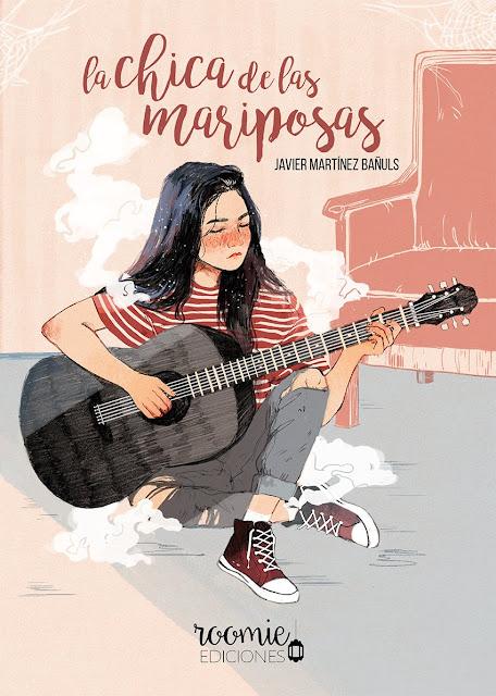 Disponibles las primeras páginas de La chica de las mariposas