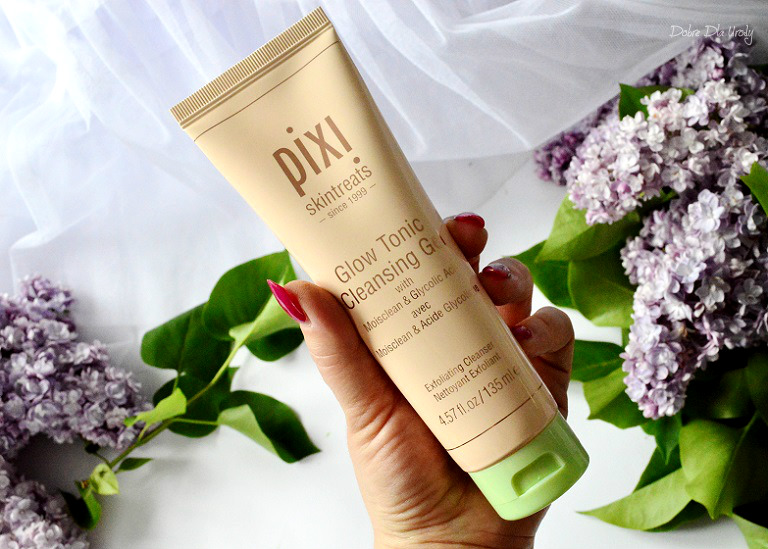 Pixi Glow Collection - Glow Tonic Cleansing Gel recenzja