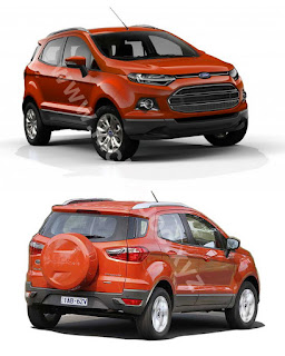 kich thuoc xe ford ecosport