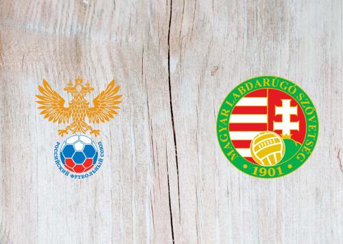 Russia vs Hungary -Highlights 14 October 2020