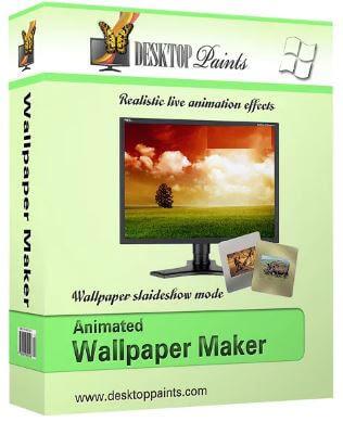 برنامج, مميز, لإنشاء, وصناعة, وتخصيص, الخلفيات, المتحركة, للكمبيوتر, Animated ,Wallpaper ,Maker