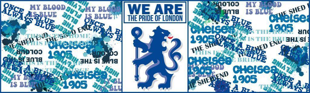 Keep The Blue Flag Flying High
