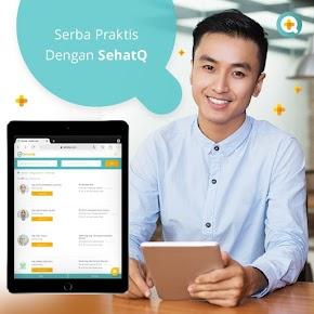 SehatQ.com, Aplikasi Kesehatan Terbaik di Smartphonemu