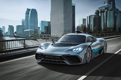 2020 Mercedes AMG One Review