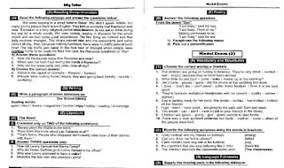 المراجعة النهائية والامتحانات على منهج opportunities prep 1 term 1 للصف الاول الاعدادى الترم الاول مراجعة ليلة الامتحان على منهج opportunities 1 اولى اعدادى الترم الاول