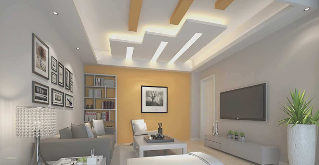 ceiling design ideas for small living room
