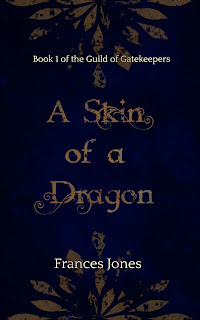 A Skin of a Dragon ebook cover