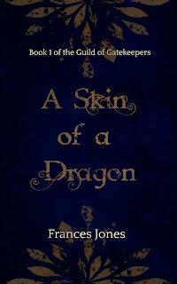 A Skin of a Dragon ebook cover