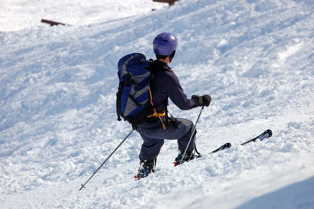 Mochila de esquí o snowboard