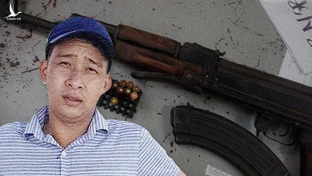 Đã tìm ra nguồn gốc khẩu súng mà Lê Quốc Tuấn đã lấy để gây án