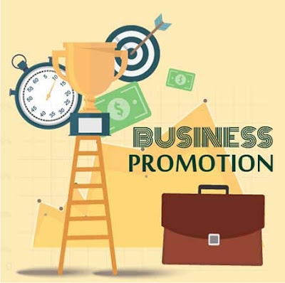 promote your business on another persons website