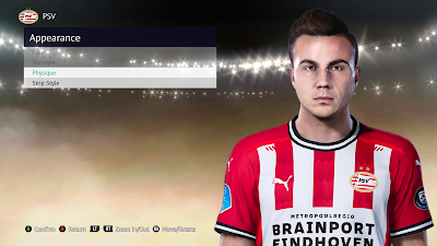 PES 2021 Faces Mario Götze