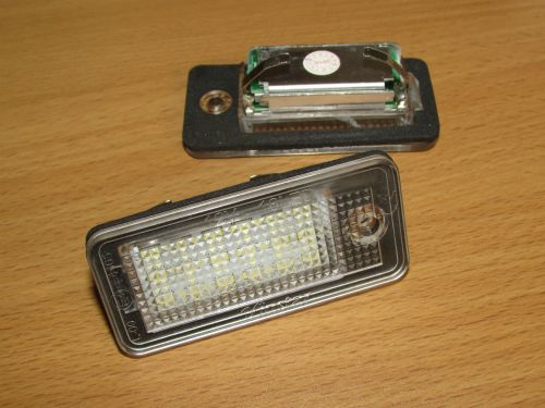 Lampu LED Bagasi Audi A2-A3-A4-A6-A8-Q5-Q7-R8-VW-GOLF4-VW-GOLF-5-VW-GOLF6-TRANSPORTER-PASSAT-CC-ALHAMBRA-PHAETON-SHARAN