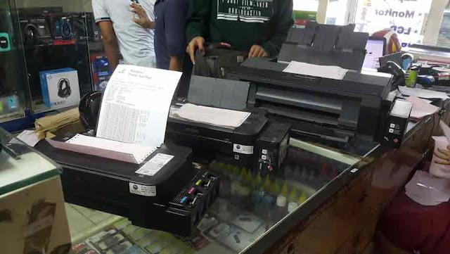 Gambaran Peluang Usa Jasa Service Printer