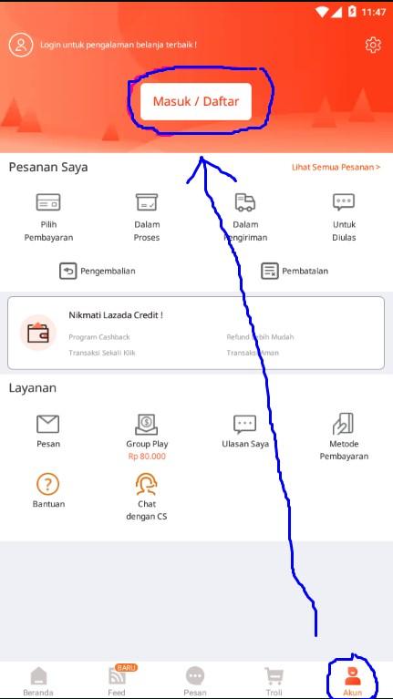Cara Memanfaatkan Fitur Wishlist Produk di Lazada