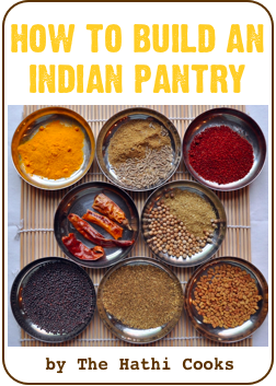 4 part series on indian spices and cooking