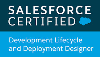Salesforce Certified Development Lifecycle and Deployment Designer verification for Richard Upton