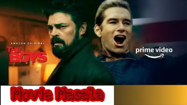 The Boys Season 2 Amazon Prime Video Cast Crew Review And Release Date