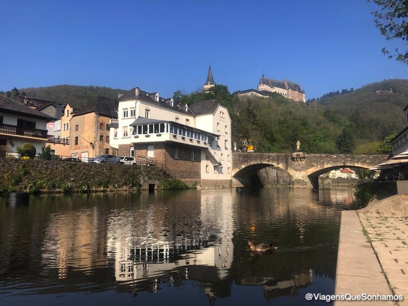 Vianden em Luxemburgo