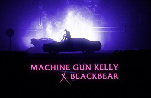 My Ex's Best Friend | Machine Gun Kelly & Blackbear Lyrics