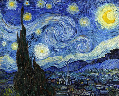 La-noche-estrellada-van-gogh-the-starry-night-1889-moma-ny