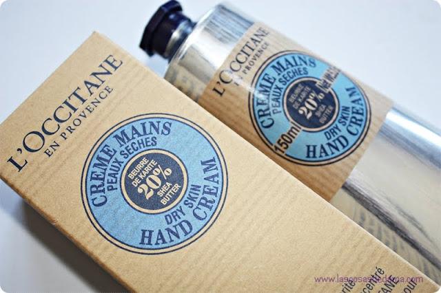 cremas manos cuidado frío belleza cosmética