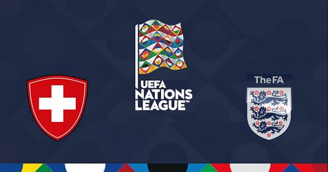 UEFA: Switzerland vs England, Nations League: schedule, TV ...