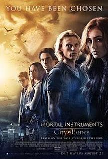 The Mortal Instruments: City of Bones (2013) Dual Audio Full Movie DVDRip 720p