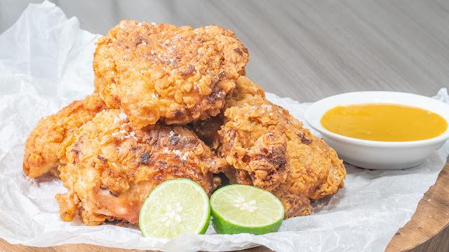 ayam goreng merusak diet
