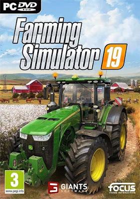 Cover Farming Simulator 2019 PC