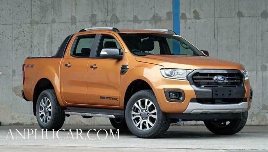 So sánh 2 phiên bản Ford Ranger Wildtrak 2019