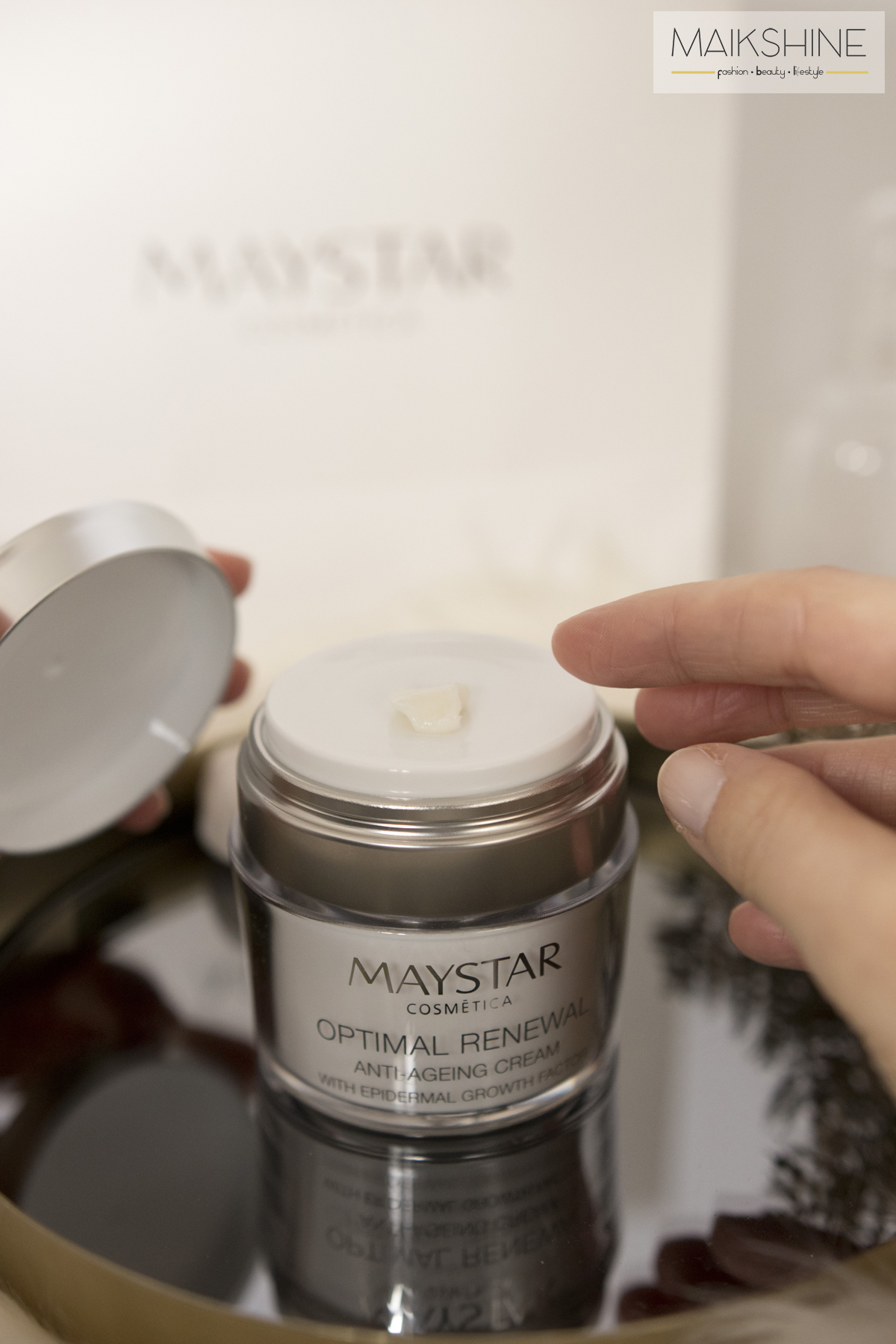Maystar Optimal Renewal Anti-Ageging Cream