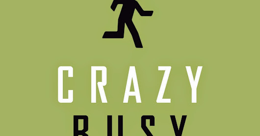 Crazy Busy, God's Word and Homosexuality