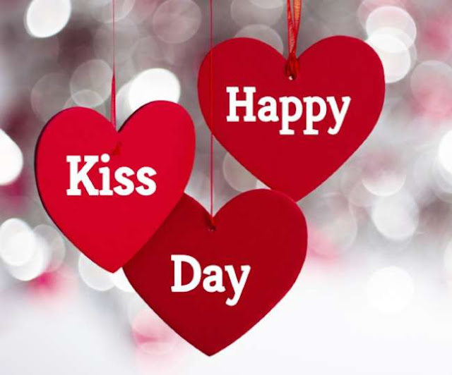 kiss day to my husband