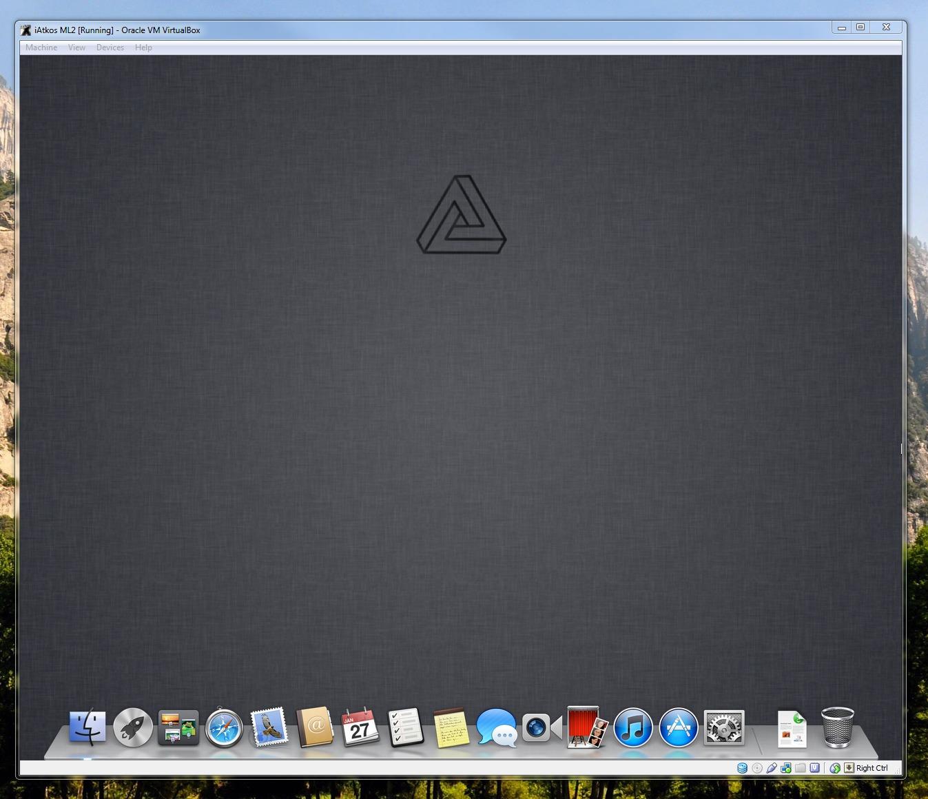 HP ProBook - Mavericks
