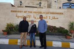 KBRI Amman Kembali Capai Zero Shelter Pelindungan PMI
