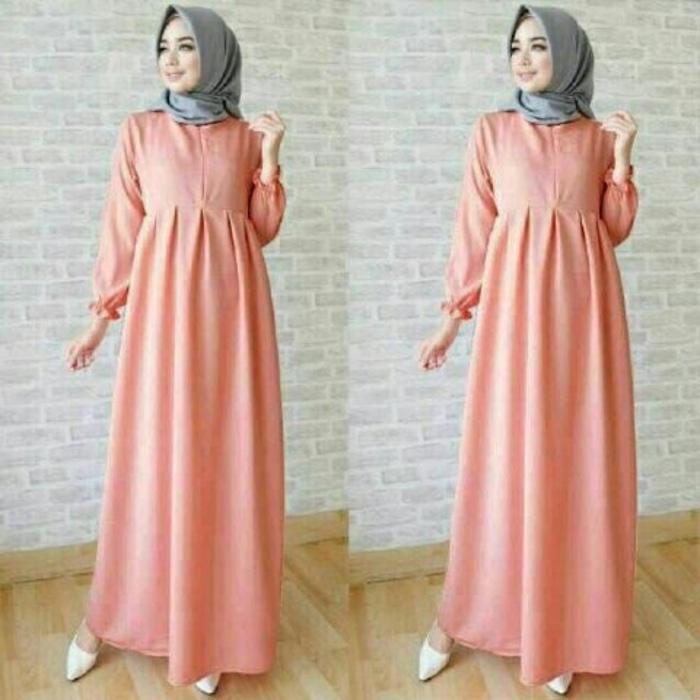 Bagi Para Muslimah Model Baju Gamis Ini Akan Cocok Anda Kenakan