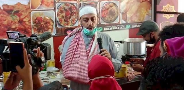 Penusuk Syekh Ali Jaber Pantasnya Kena UU Teroris