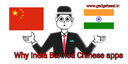 India ban Chinese apps