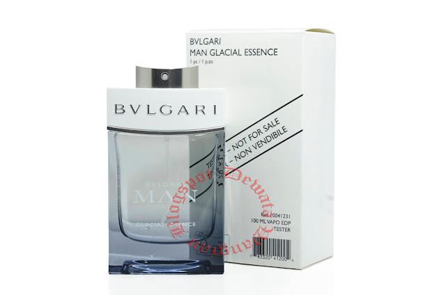 BVLGARI Man Glacial Essence Tester Perfume