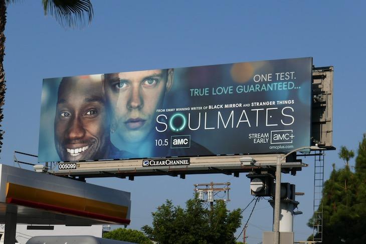 Soulmates series premiere billboard