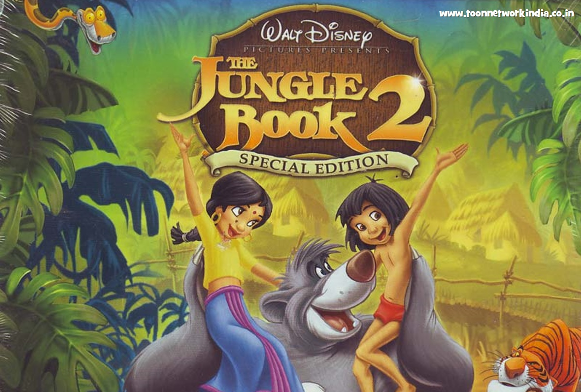 The Jungle Book Disney movie