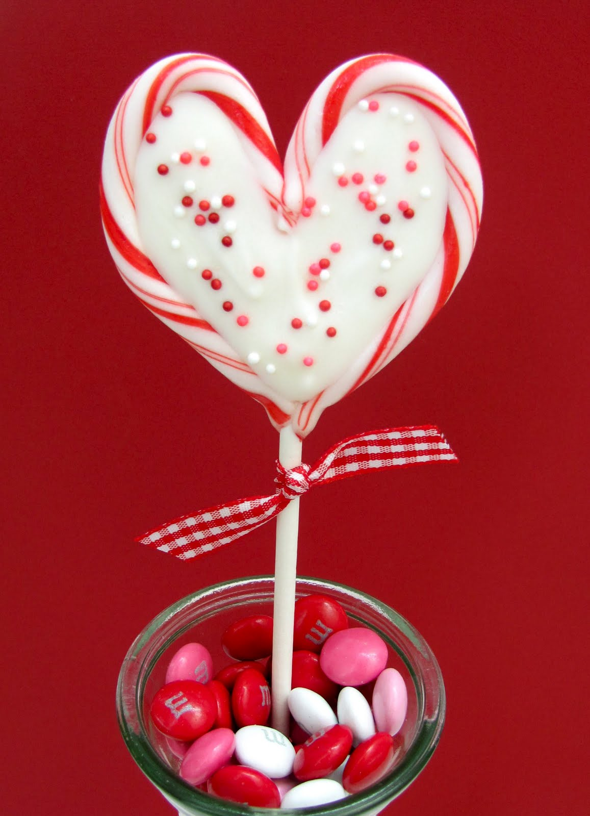 Sprinkle Some Sunshine!: Sweet Heart Valentine Pops Party