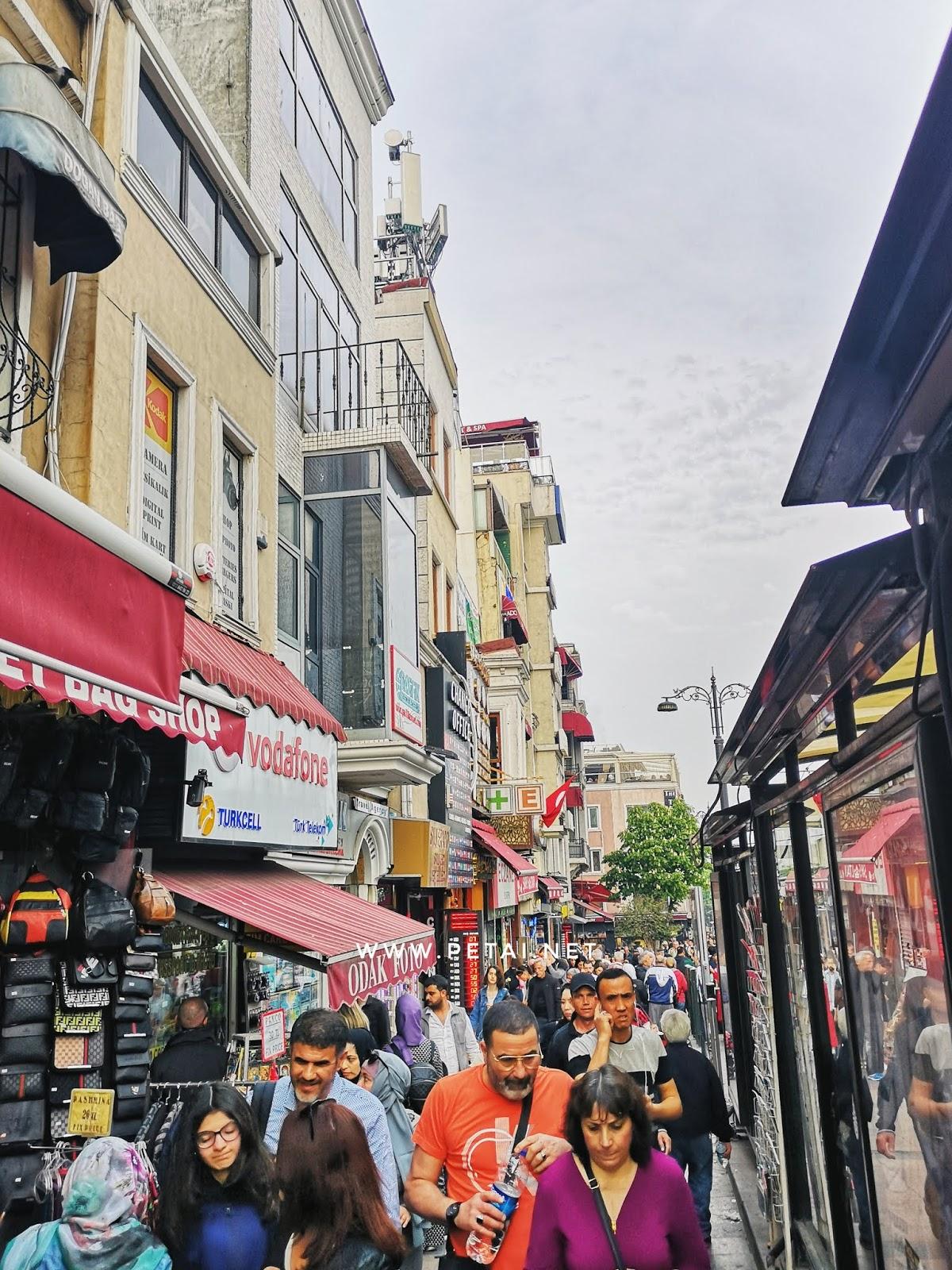 15 Perkara Yang Saya Lihat Dari Jalanan Istanbul 11
