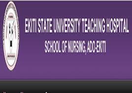 EKSUTH School Of Nursing Admission Form - 2018/2019