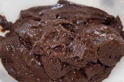 Tarte chocolat-vanille تارت بكريمة لذيذة
