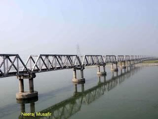 सिलीगुड़ी से दिल्ली मोटरसाइकिल यात्रा